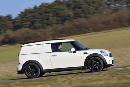 2013 Mini Clubvan Cooper D - UK version 20