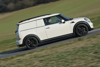2013 Mini Clubvan Cooper D - UK version 22