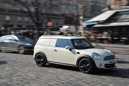 2013 Mini Clubvan Cooper D - UK version 24