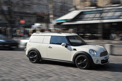 2013 Mini Clubvan Cooper D - UK version 25