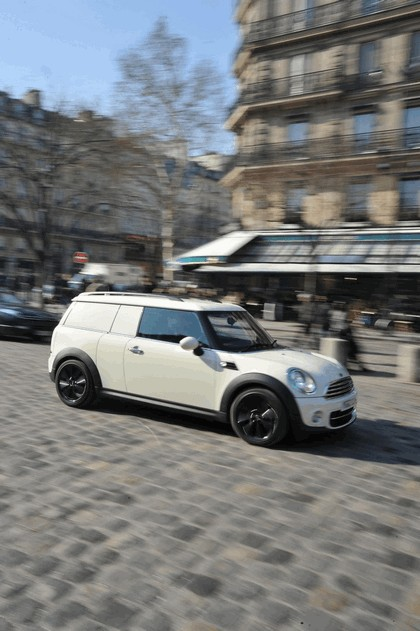 2013 Mini Clubvan Cooper D - UK version 26