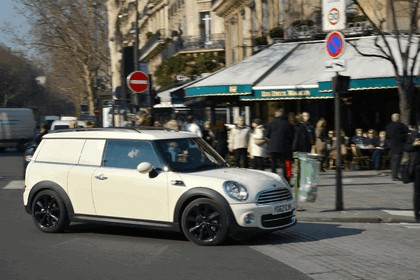 2013 Mini Clubvan Cooper D - UK version 31