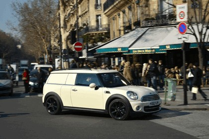 2013 Mini Clubvan Cooper D - UK version 33