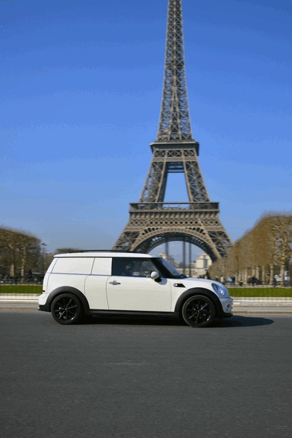 2013 Mini Clubvan Cooper D - UK version 36
