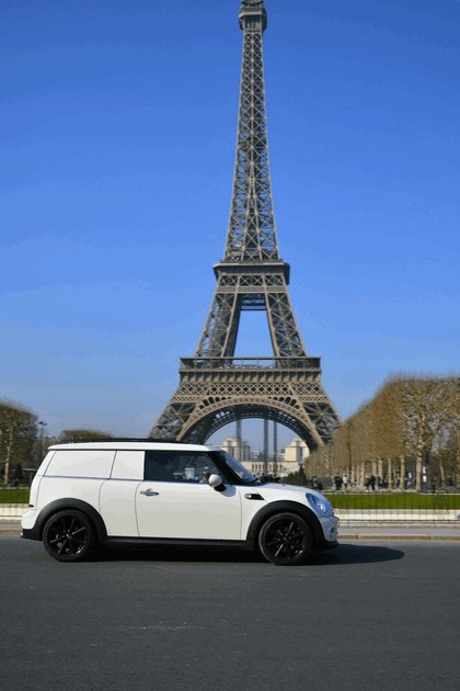 2013 Mini Clubvan Cooper D - UK version 37