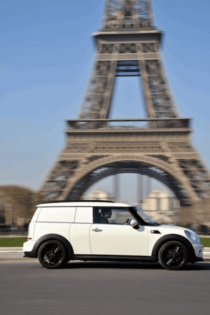 2013 Mini Clubvan Cooper D - UK version 38