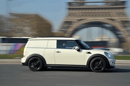2013 Mini Clubvan Cooper D - UK version 40