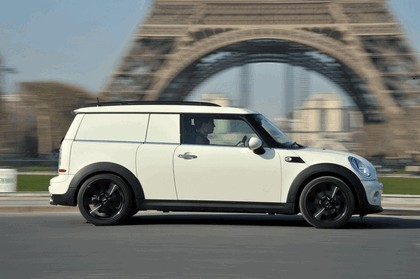 2013 Mini Clubvan Cooper D - UK version 42