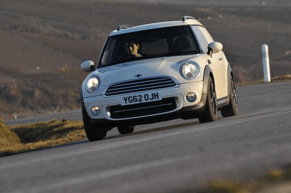 2013 Mini Clubvan Cooper D - UK version 43