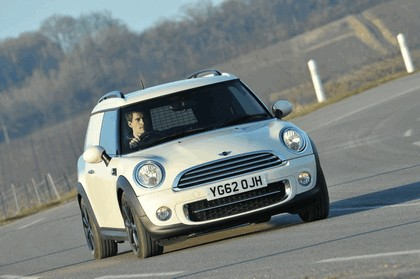 2013 Mini Clubvan Cooper D - UK version 46
