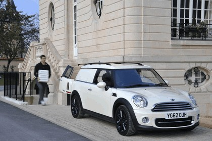 2013 Mini Clubvan Cooper D - UK version 59