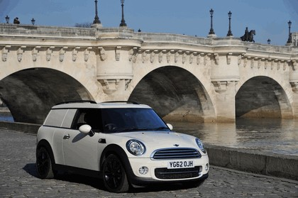 2013 Mini Clubvan Cooper D - UK version 60