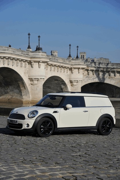 2013 Mini Clubvan Cooper D - UK version 61