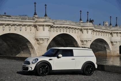 2013 Mini Clubvan Cooper D - UK version 62