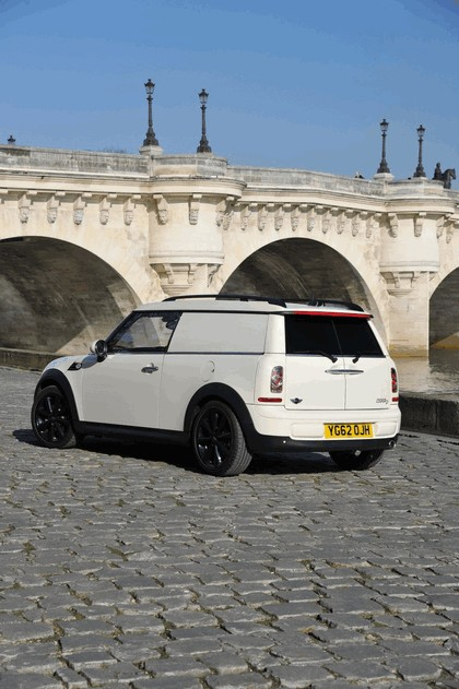 2013 Mini Clubvan Cooper D - UK version 64
