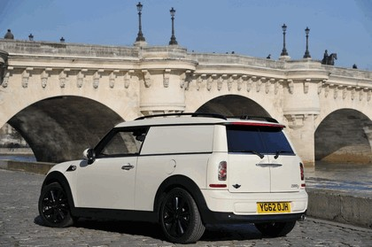 2013 Mini Clubvan Cooper D - UK version 69