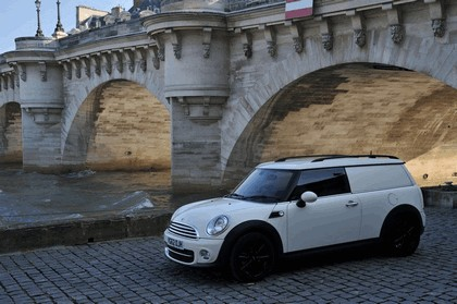 2013 Mini Clubvan Cooper D - UK version 70
