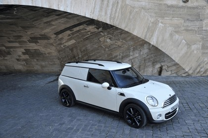 2013 Mini Clubvan Cooper D - UK version 74