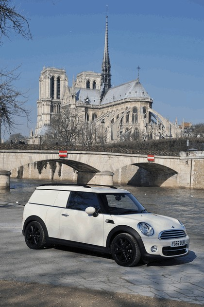 2013 Mini Clubvan Cooper D - UK version 79