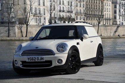 2013 Mini Clubvan Cooper D - UK version 81