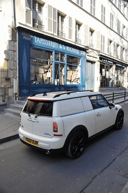 2013 Mini Clubvan Cooper D - UK version 82