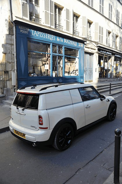 2013 Mini Clubvan Cooper D - UK version 83
