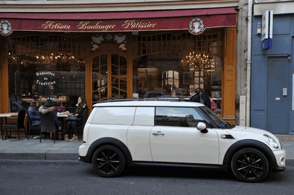 2013 Mini Clubvan Cooper D - UK version 85