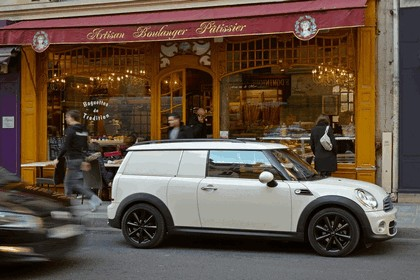 2013 Mini Clubvan Cooper D - UK version 86