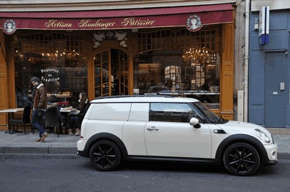 2013 Mini Clubvan Cooper D - UK version 87