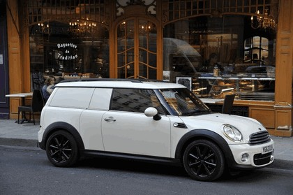 2013 Mini Clubvan Cooper D - UK version 88