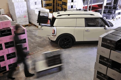 2013 Mini Clubvan Cooper D - UK version 101