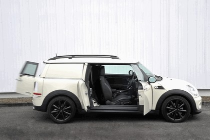 2013 Mini Clubvan Cooper D - UK version 103