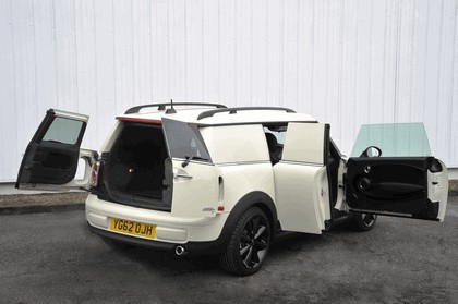 2013 Mini Clubvan Cooper D - UK version 105