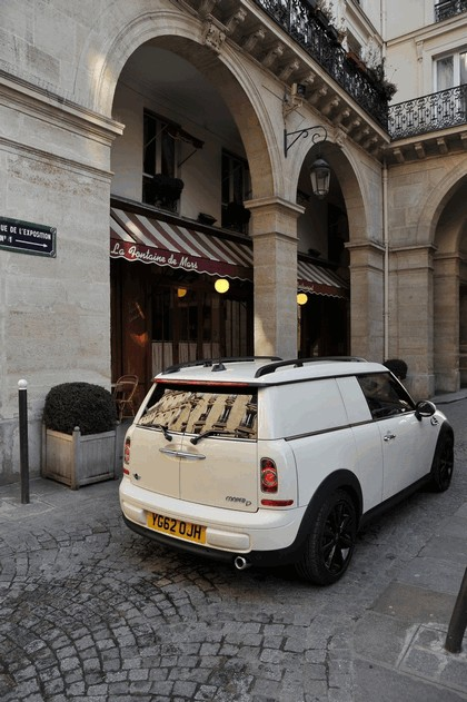 2013 Mini Clubvan Cooper D - UK version 106
