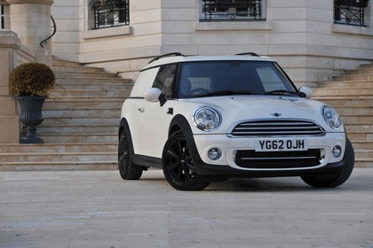 2013 Mini Clubvan Cooper D - UK version 107