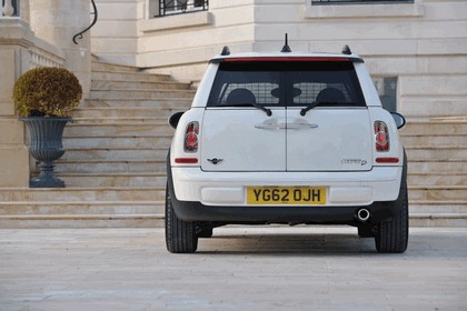 2013 Mini Clubvan Cooper D - UK version 110