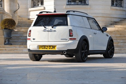 2013 Mini Clubvan Cooper D - UK version 111