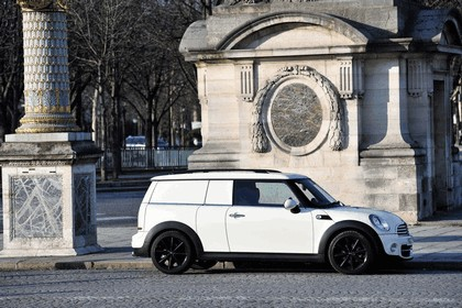 2013 Mini Clubvan Cooper D - UK version 113