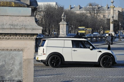 2013 Mini Clubvan Cooper D - UK version 114