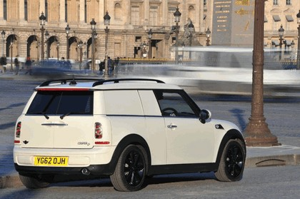 2013 Mini Clubvan Cooper D - UK version 116