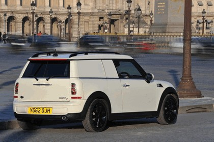 2013 Mini Clubvan Cooper D - UK version 117