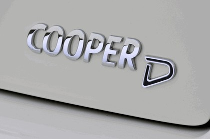2013 Mini Clubvan Cooper D - UK version 127