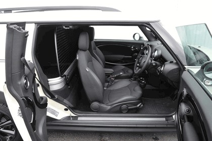2013 Mini Clubvan Cooper D - UK version 133