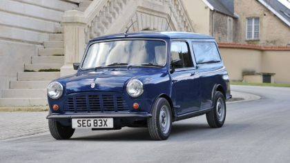 1982 Mini Van - UK version 4
