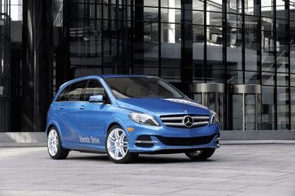 2013 Mercedes-Benz B-klasse ( W246 ) Electric Drive 4