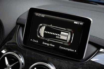 2013 Mercedes-Benz B-klasse ( W246 ) Electric Drive 20