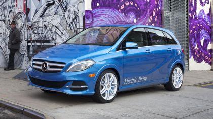 2013 Mercedes-Benz B-klasse ( W246 ) Electric Drive 1