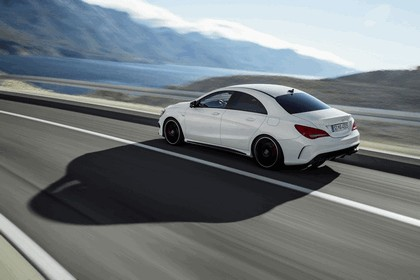 2013 Mercedes-Benz CLA ( C117 ) 45 AMG 3