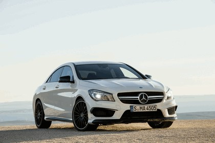 2013 Mercedes-Benz CLA ( C117 ) 45 AMG 6