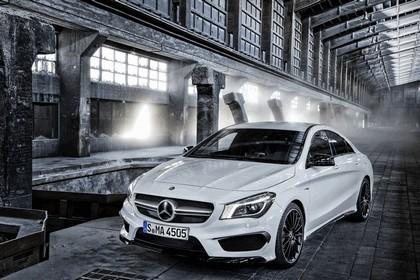 2013 Mercedes-Benz CLA ( C117 ) 45 AMG 17